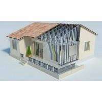 Особенность квадратных труб при строительстве многоэтажного дома.