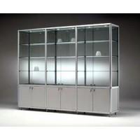 Алюминиевый профиль в изготовлении торгового оборудования!