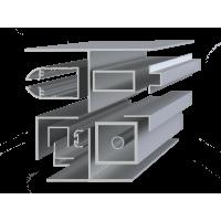 Алюминий профиль в строительстве