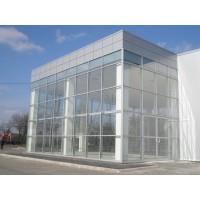 Фасадный алюминий- плюсы и минусы
