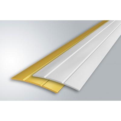 Алюминиевый порог 30х5 мм с открытым типом