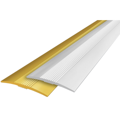 Алюминиевый порог 38х3 мм, 1.00 м
