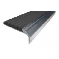 Алюминиевый порог 40х0-12 мм, 1.20 м