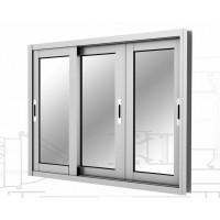 Особенности алюминиевых окон: преимущества металлических конструкций.