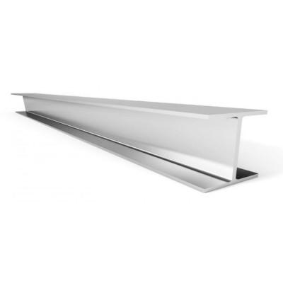 Двутавр алюминиевый (н-профиль) 18x13x18x1.5