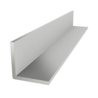 Уголок алюминиевый 20x20x2