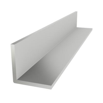 Уголок алюминиевый 25x25x2