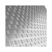 Лист рифленый (квинтет) алюминиевый 2x1500x3000