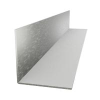 Уголок алюминиевый 80x80x3