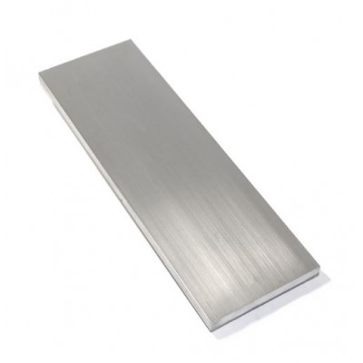 Полоса алюминиевая 100x10