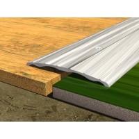 Какими преимуществами обладают алюминиевые пороги?