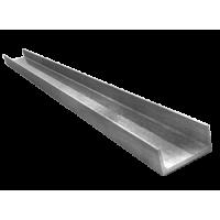 Швеллер алюминиевый 40х100х40х3