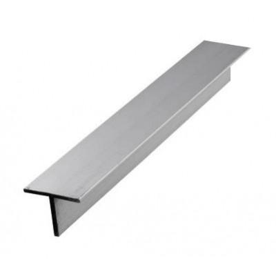 Тавр алюминиевый 50x25x2