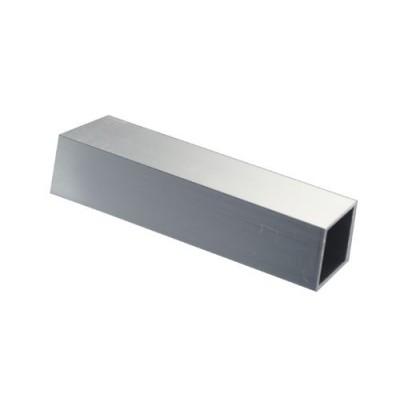 Труба квадратная алюминиевая 14x14x1