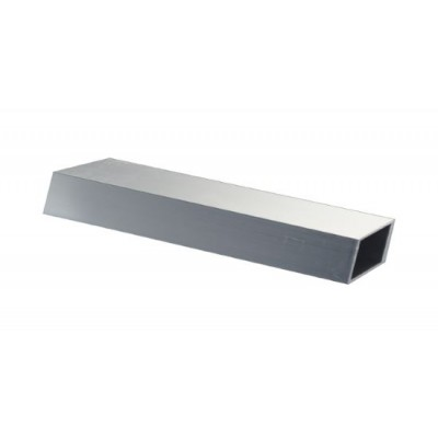 Труба прямоугольная алюминиевая 15x30x1,5