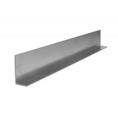 Уголок алюминиевый 15x15x1.5 белый